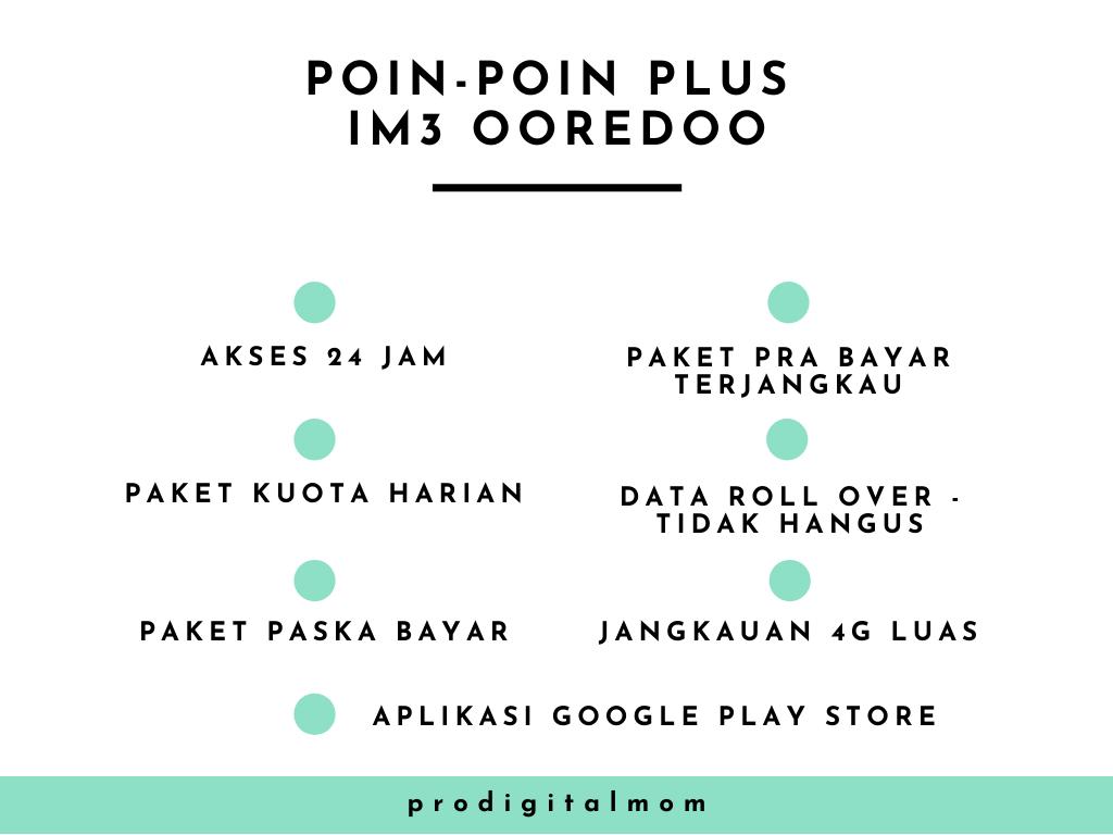 poin plus Indosat IM3 Ooredoo